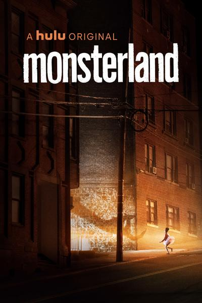 Monsterland Hulu poster