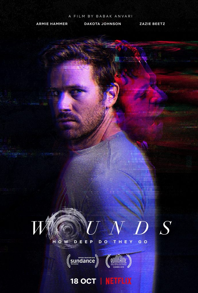 Wounds movie poster